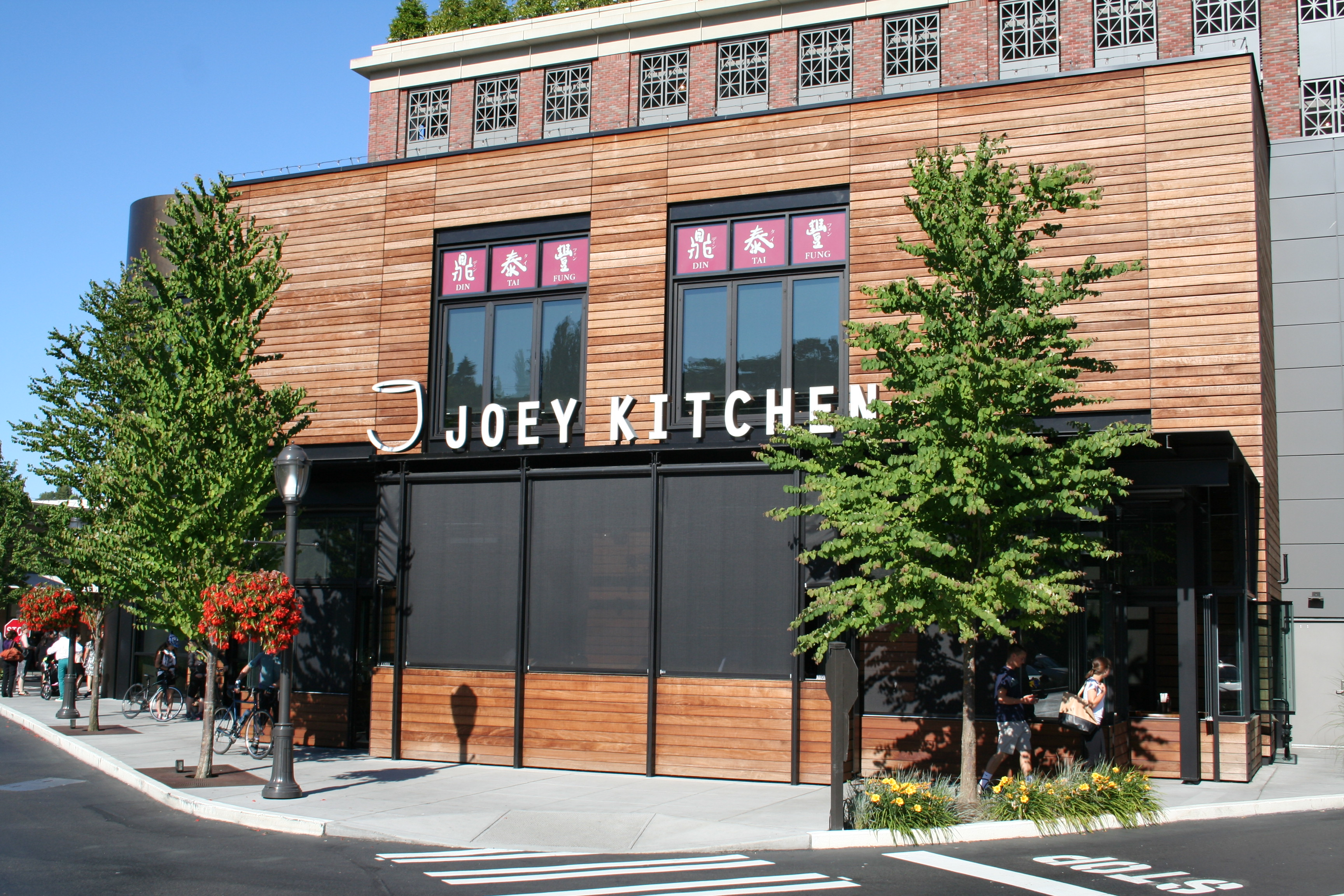 Joey Kitchen Seattle Menu