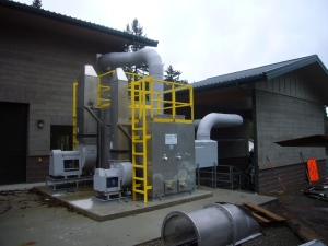 gig harbor treatment plant